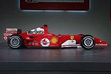 Formel 1 - Der neue Ferrari ist da!