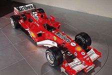Formel 1 - Bilderserie: Das Ferrari Team 2005