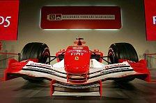 Formel 1 - Der F2005: Der beste Ferrari aller Zeiten