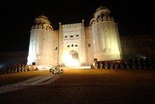 Motorsport - A1GP: Pakistan-Launch vor 15.000 Zuschauern