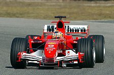 Formel 1 - Luca Badoer setzte Mugello-Tests fort