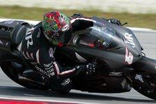 MotoGP - Qatar Test, Tag 3: Honda-Trio an der Spitze