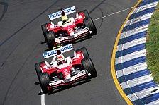 Formel 1 - Testing Time, Tag 3: Zonta Schnellster bei F2005-Konkurrenzdebüt