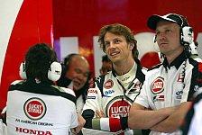 Formel 1 - Jenson Buttons Leben ist ohne David Richards einfacher