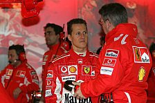 Formel 1 - Ross Brawn: Der McLaren ist sehr, sehr gut