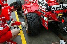Formel 1 - Gibt es Spannungen in der Bridgestone-Ferrari-Beziehung?
