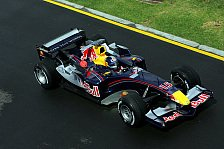 Formel 1 - Positiver Wettkampf bei Red Bull Racing