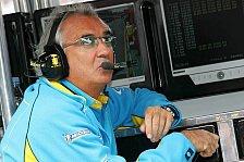 Formel 1 - Fisichella ist wie der Bruder des einen Fahrers...