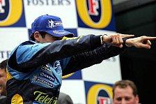 Formel 1 - Pressespiegel: Fantastischer Fisico ist Herrscher von Australien