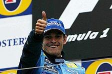 Formel 1 - Warum Fisichellas Sieg auf der Kippe stand