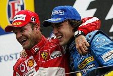 Formel 1 - Fernando Alonso rechnete nicht mehr mit dem Podium