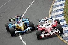 Formel 1 - Bilderserie: Australien GP - Australien GP: Die Rennanalyse