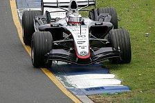 Formel 1 - Montoya übt und kassiert Kritik