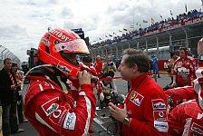 Formel 1 - Michael Schumacher für Laureus Award vorgeschlagen