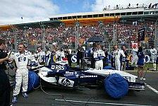 Formel 1 - BMW-Williams: Heidfeld baut auf Sauber-Erfahrungen