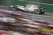 Formel 1 - Hartes Jahr für Sato & B·A·R