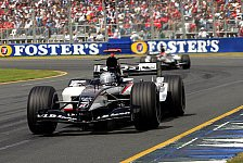 Formel 1 - Doppelter Motorwechsel bei Minardi
