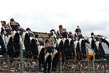 Formel 1 - Euphorische rote Bullen trauern verpasstem Podestplatz nach