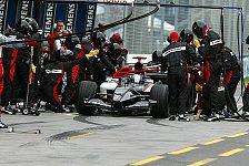 Formel 1 - Minardi entspannt in Adelaide