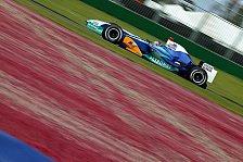 Formel 1 - Viele Feierlichkeiten für Sauber im Petronas-Land