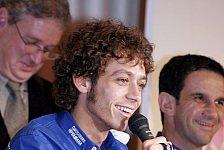 MotoGP - Laureus Award: Valentino Rossi gegen Michael Schumacher