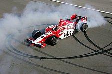 Motorsport - IRL: Dan Wheldon siegt in Homestead!