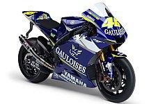 MotoGP - Bilder: Yamaha präsentierte die YZR-M1s