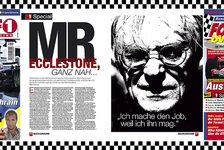 Formel 1 - Heft & DVD zur Formel 1 des Sommers & Winters