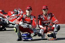 MotoGP - Fortuna Honda feiert mit 10.000 Fans in Almeria