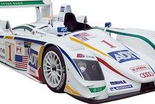 Motorsport - Audi beginnt die Abschieds-Tournee des R8