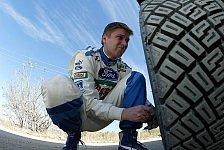 WRC - Schaufel nicht vonn�ten: Video - Die Reifen f�r die Rallye Mexiko