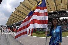 Formel 1 - Ihr adrivo.com Fahrplan für den Malaysia GP