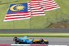 Formel 1 - Rennvorschau Malaysia: Zweite Etappe für die Motoren