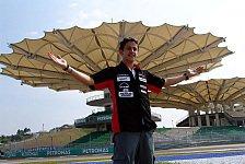 Formel 1 - Malaysia: Zwei beeindruckende Türme