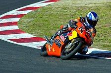 MotoGP - Barcelona Tests, 125cc: Pasini & Lüthi gaben die Pace vor