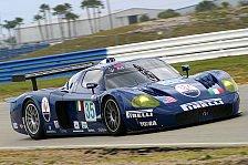 Motorsport - FIA-GT: Maserati startet mit vier MC12