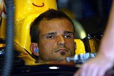 Formel 1 - Liuzzis cooler Look
