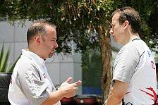 Formel 1 - Olivier Panis kehrt beim Frankreich GP zurück