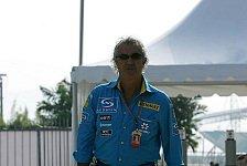 Formel 1 - Jetzt lacht Flavio