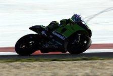 MotoGP - Jerez Tests, MotoGP Tag 1: Suzuki und Kawasaki überraschen