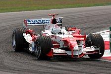 Formel 1 - Toyota spart einen Testtag