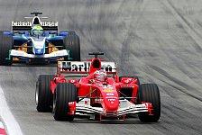 Formel 1 - Ferrari bietet Silverstone-Testabsage an