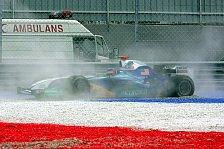 Formel 1 - Sauber lehnt Villeneuve-Spekulationen ab