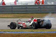 Formel 1 - B·A·R möchte in Bahrain punkten