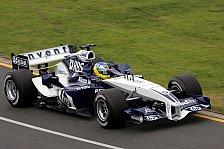Formel 1 - BMW-Williams: Nick Heidfelds Motor vor dem zweiten Hitzerennen