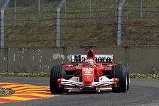 Formel 1 - Barrichello: Ferrari wird zurückschlagen
