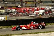 Formel 1 - F2005 debütiert in Bahrain
