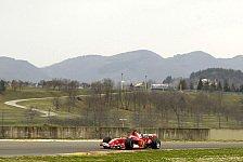 Formel 1 - Fiorano: Schumacher absolvierte Shakedown für Bahrain