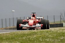 Formel 1 - Rätselraten um den F2005