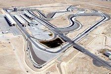 Formel 1 - Bilderserie: Bahrain GP - Bahrain GP: Streckenrundgang